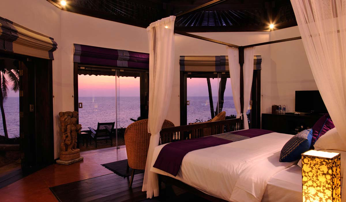 Niraamaya Retreats in Kovalam