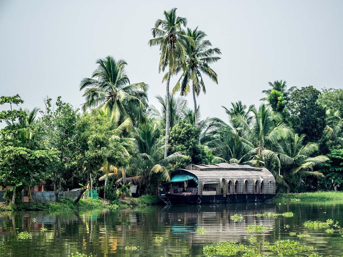 Kerala Honeymoon Packages from Delhi