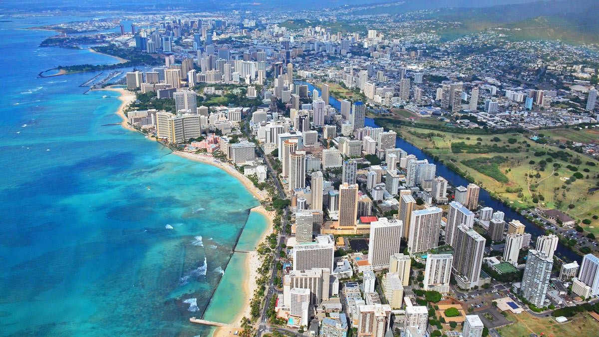 5 Days Exotic Honolulu Honeymoon Package
