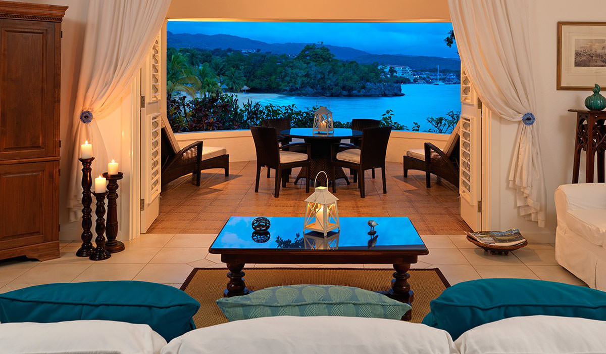 All Inclusive Jamaica Inn at Ocho Rios