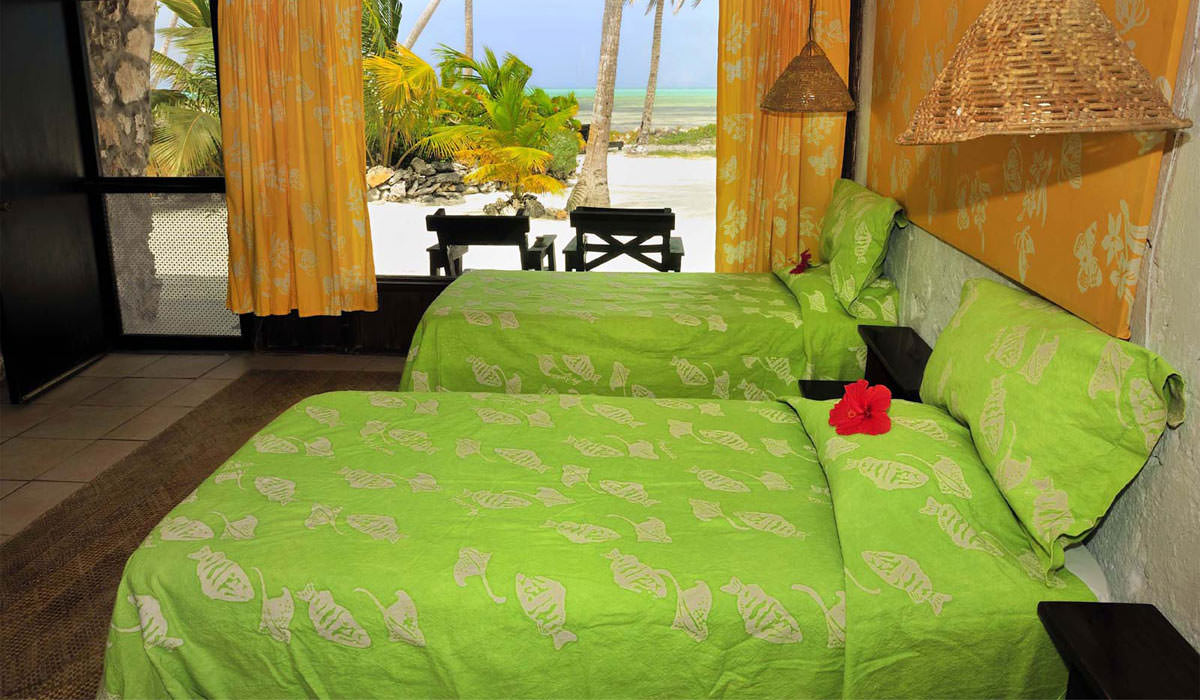Small Hope Bay Lodge in Bahamas