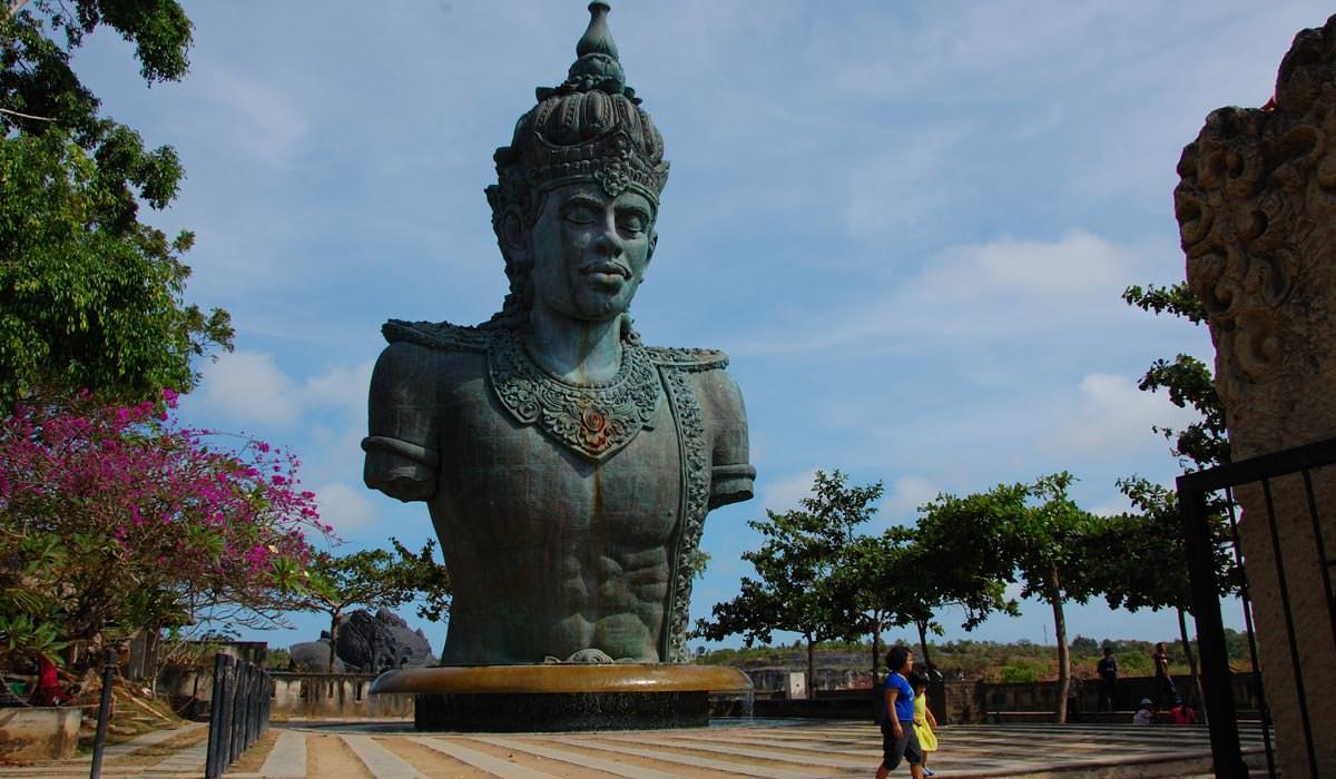Garuda Wisnu Kencana  in Bali