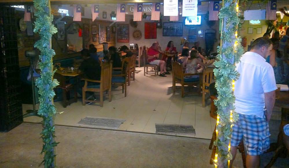 Debbie's Place Irish Pub in langkawi