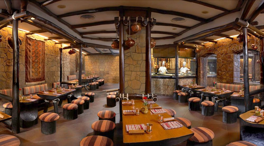 7 Top Rated Fine Dining Restaurant In India Best Indian