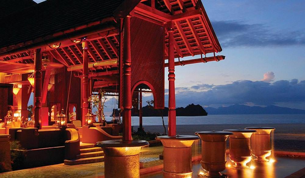 Rhu Bar in Langkawi