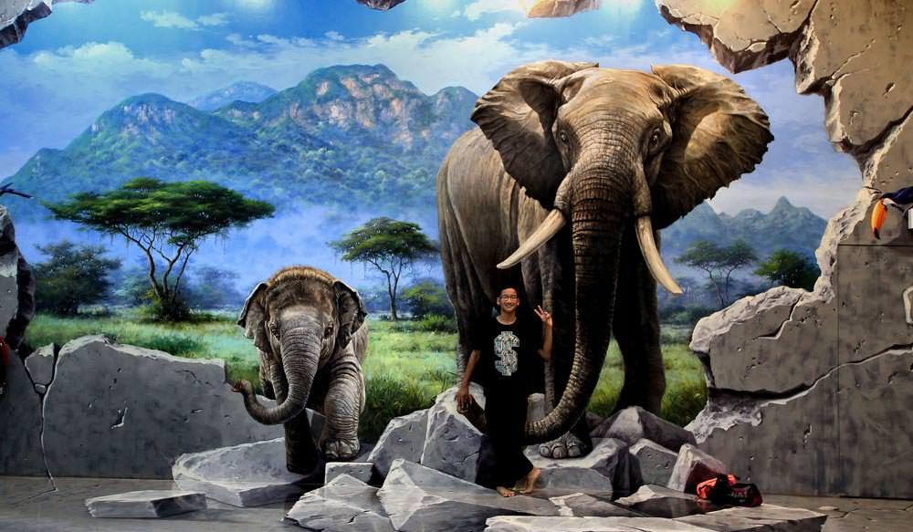 Langkawi 3D Art Museum