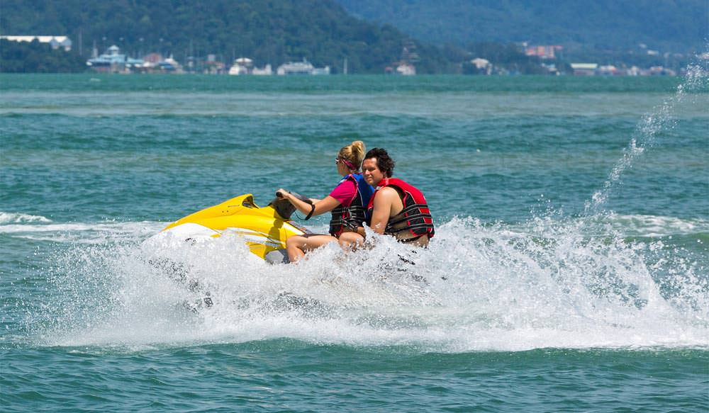 Water Sports in Langkawi