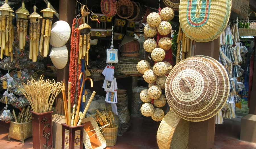 Malay handicrafts