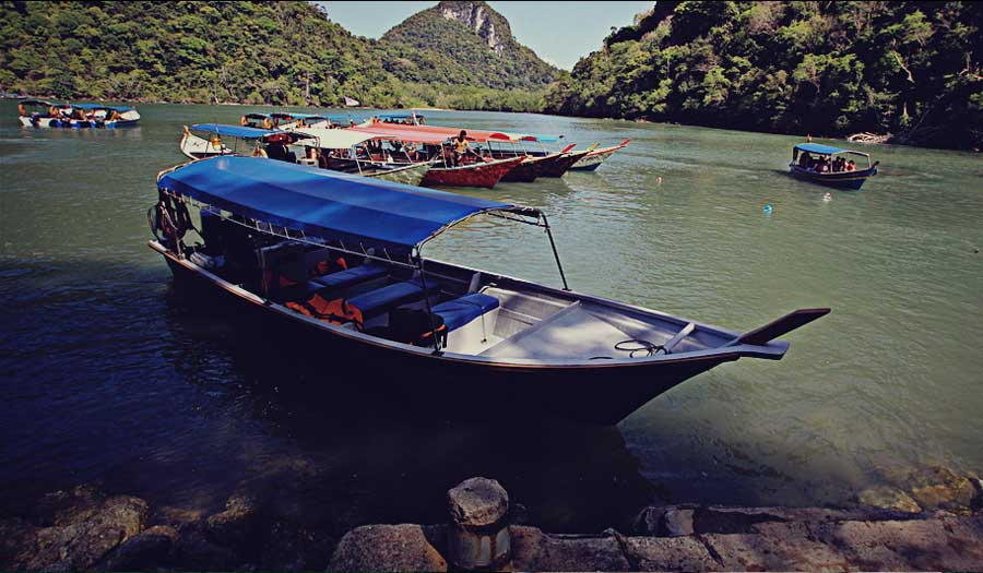 Pulau Dayang Bunting in Langkawi